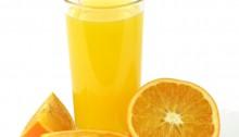 Orange Juice with orages